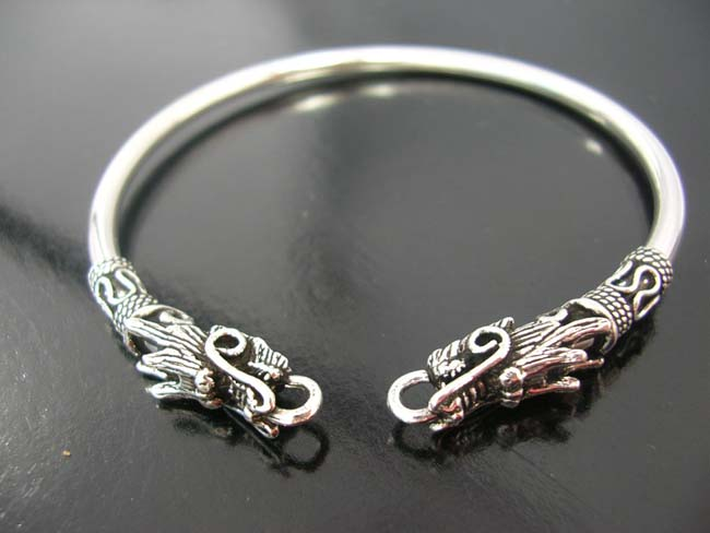 925 sterling silver jewelry, dragon designed gifts, ladies bracelets, exotic accessory wear, handcrafted artisan